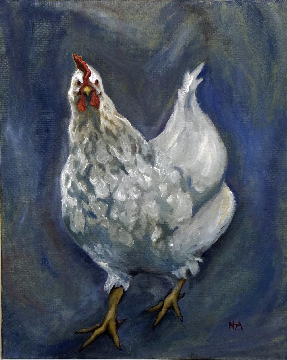 The Chicken