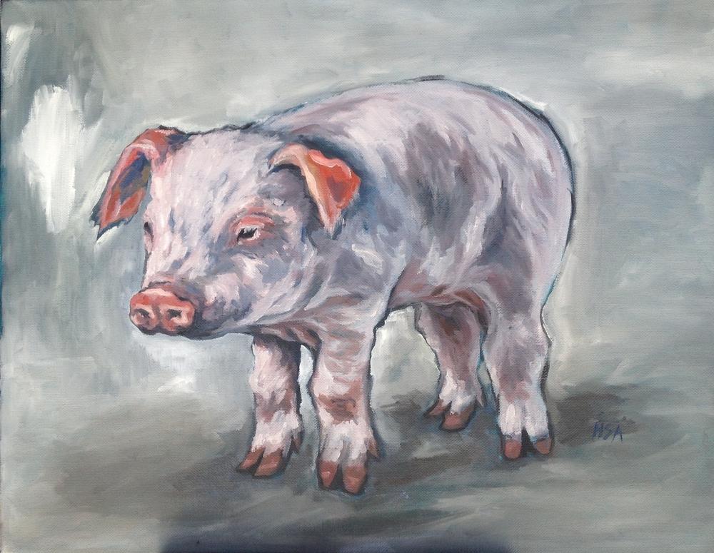 Ashley's Pig