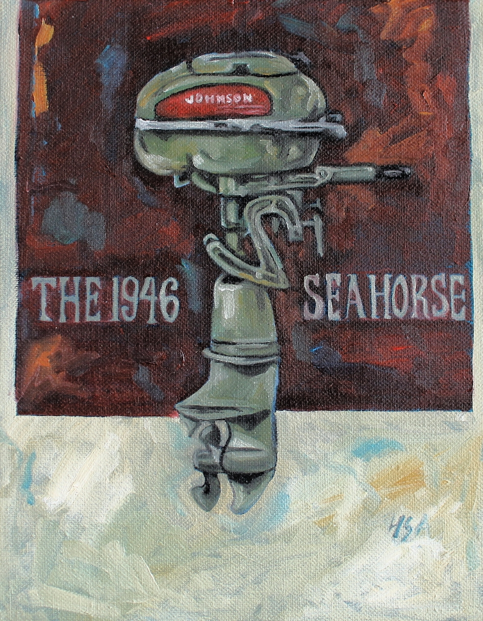 1946 Johnson Seahorse