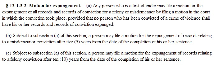expungement-motion
