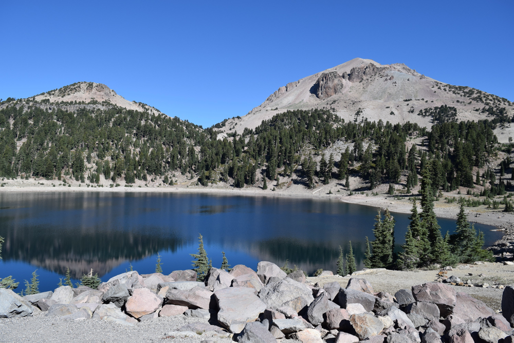 Lake Helen, Lassen National Park