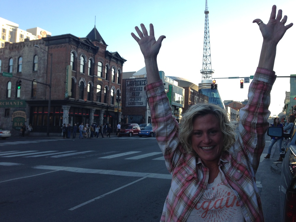 Hello Nashville!