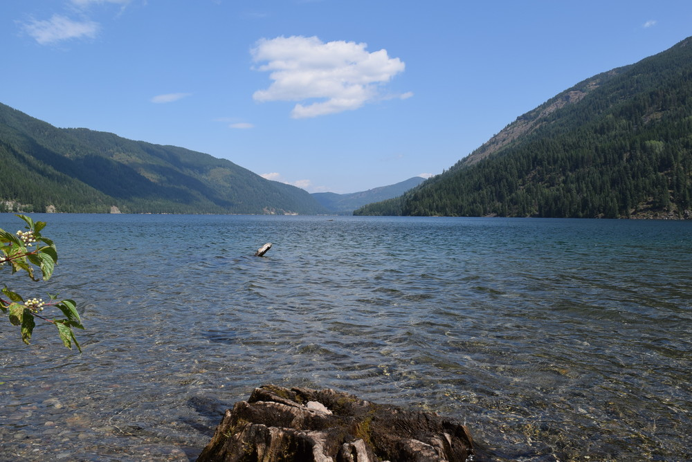 Lake Sullivan, WA.