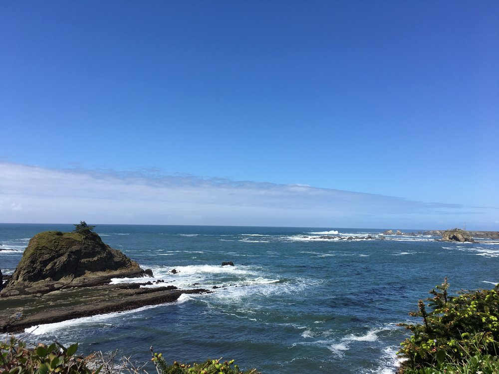 Beautiful Cape Arago by Coos Bay, OR