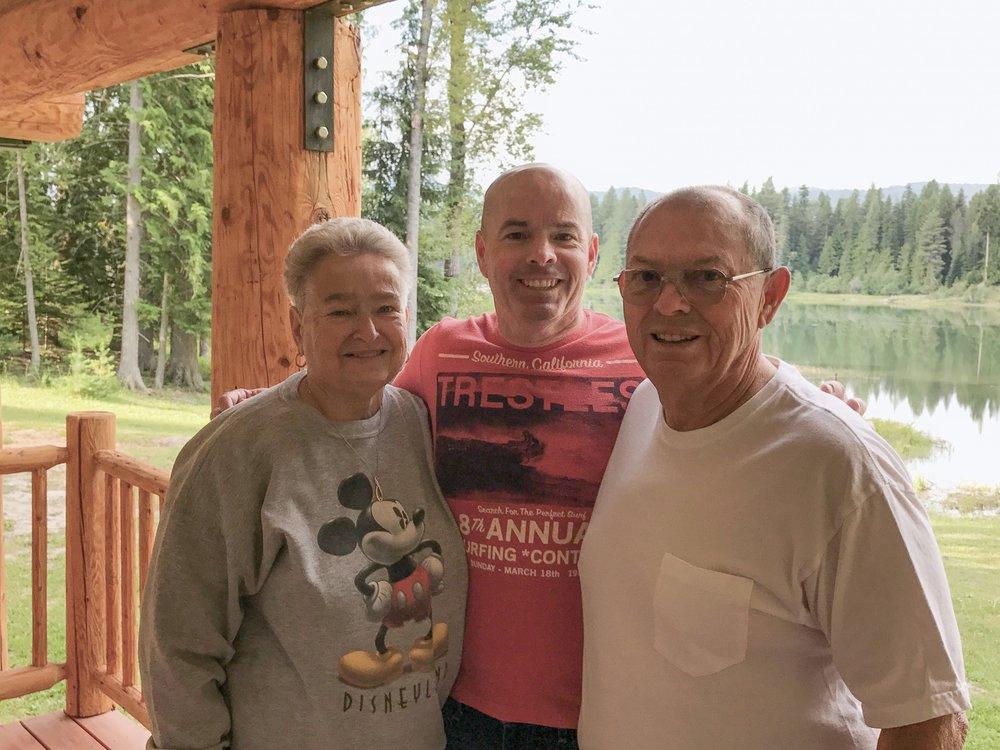 Rita, Paul, and Paul.