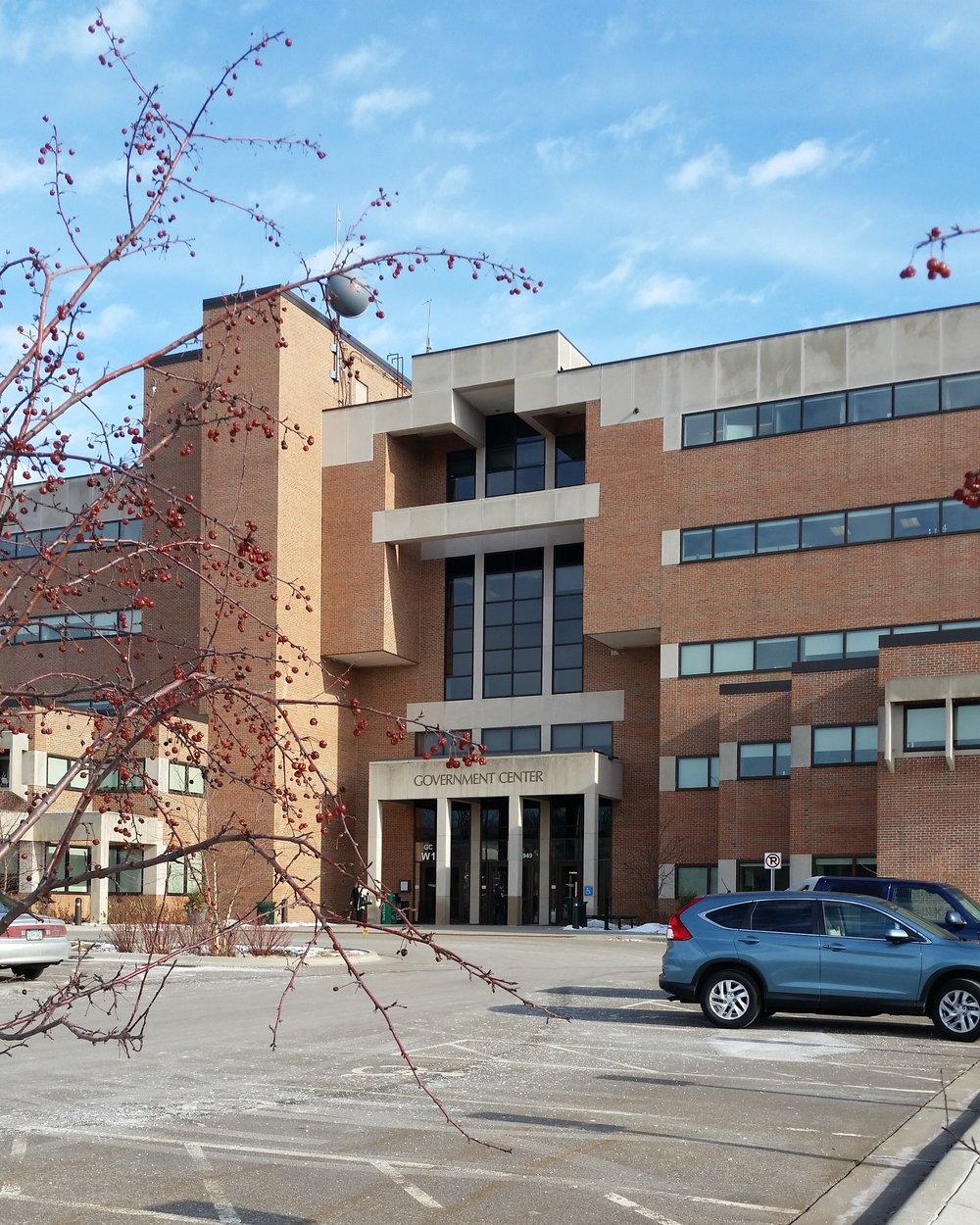 Washington County Government Center