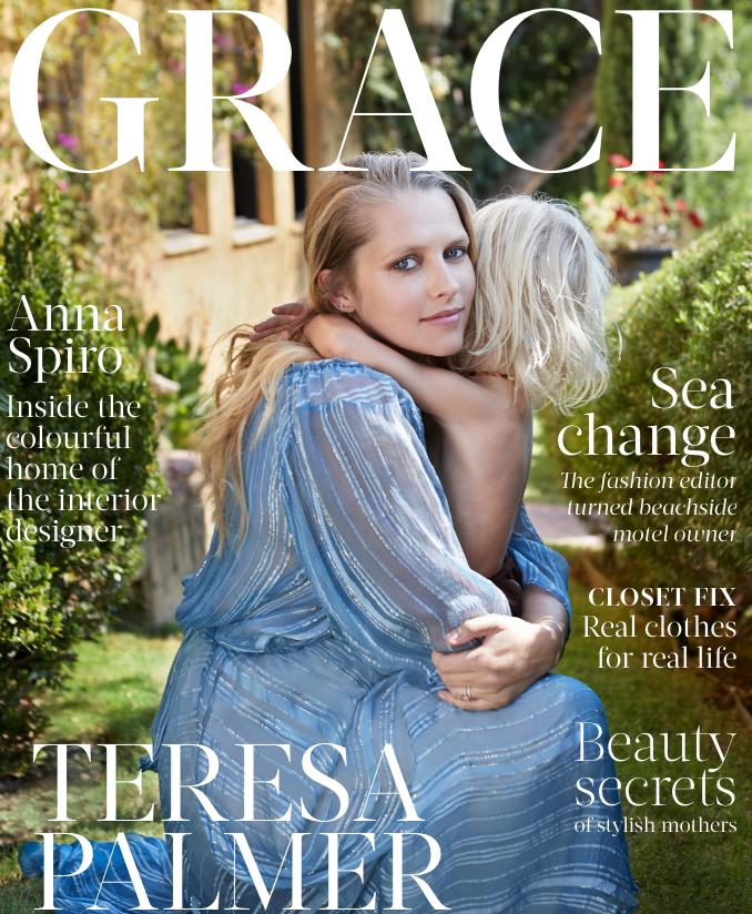 Teresa Palmer The Grace Tales