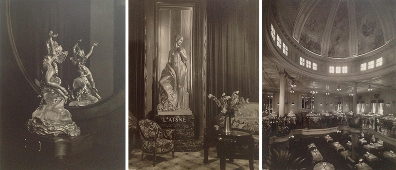 Byron Company (American, founded 1888-1942), Four Silver Gelatin Photographs, early 20th century