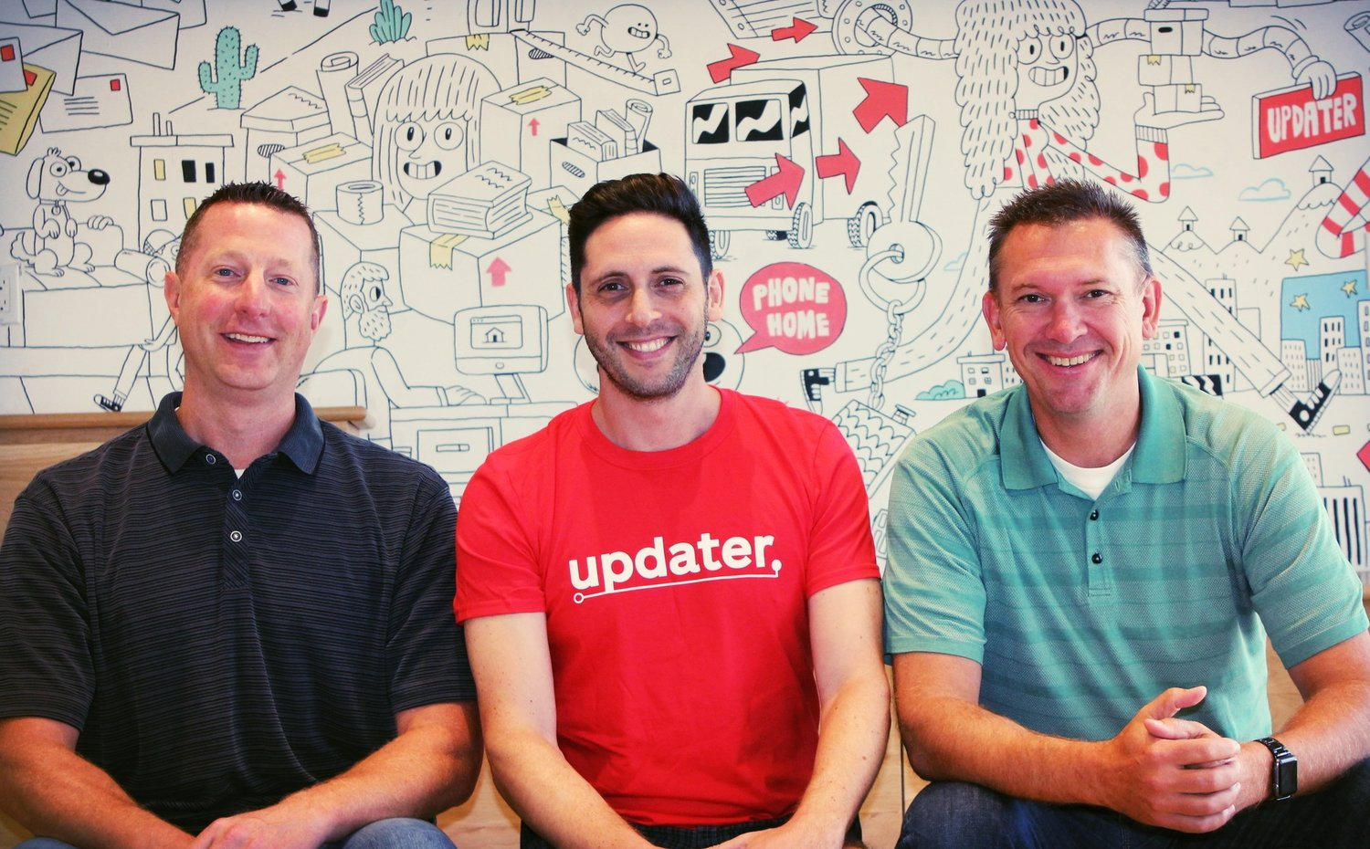 Updater to Acquire Leading Moving Software Companies