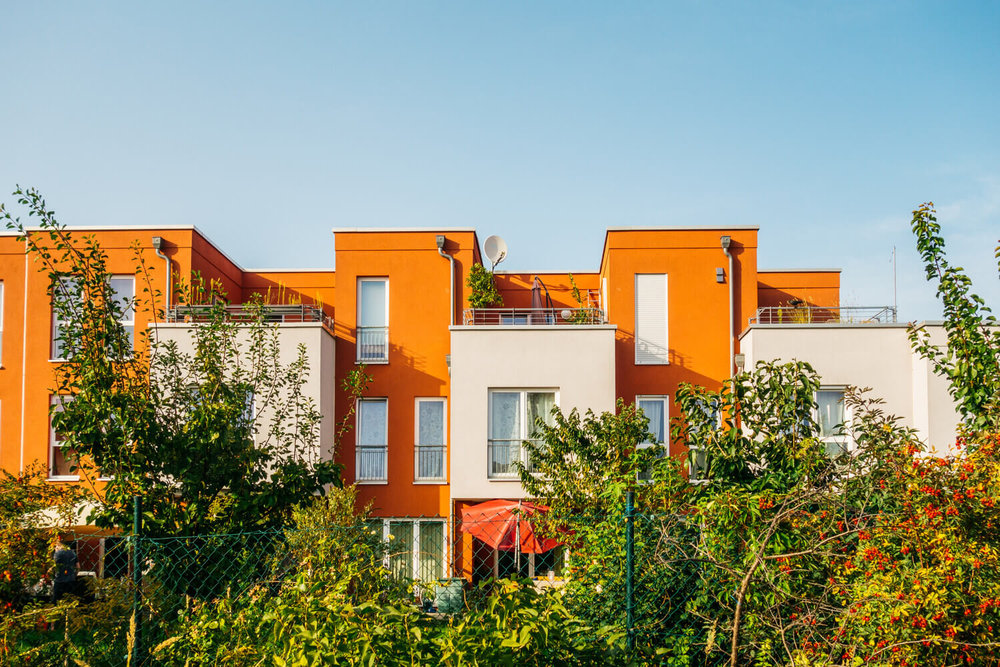 orange townhouse - townhouse versus condo