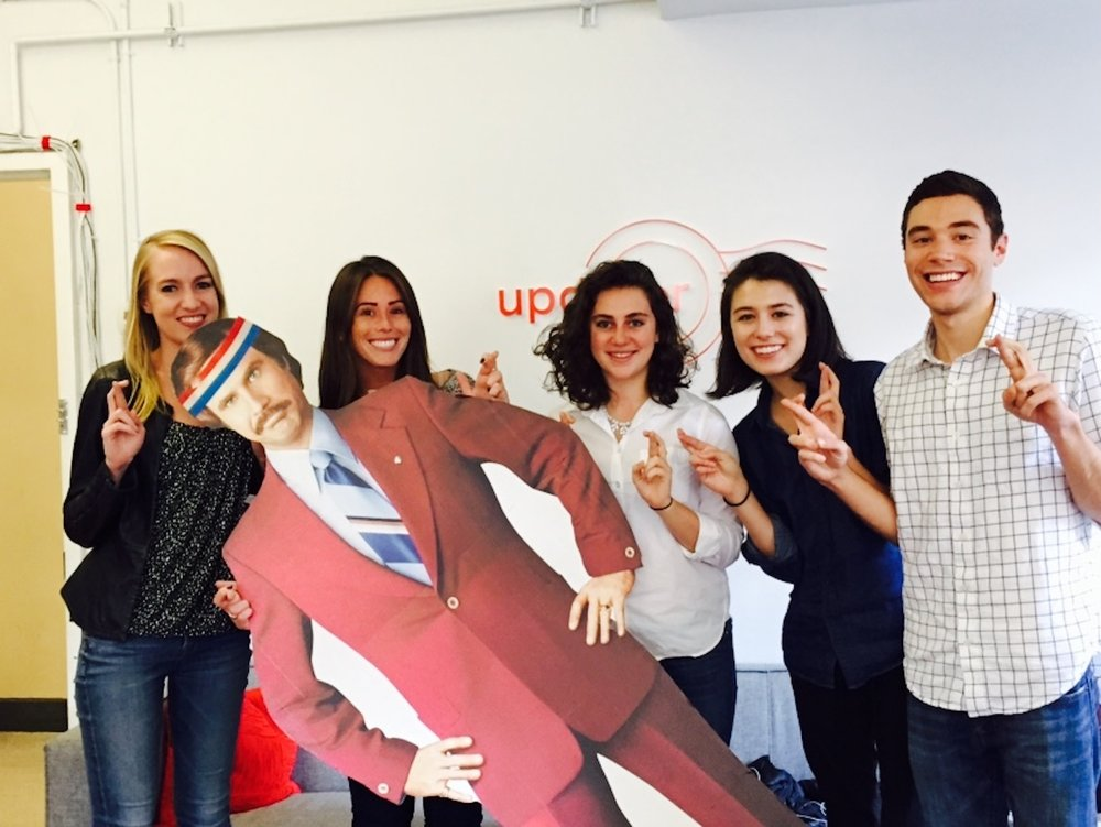 fingers crossed -   how to land an internship at updater