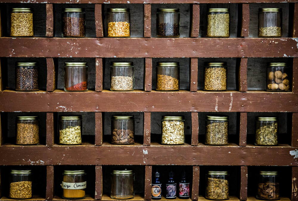 spice rack - real estate closing gifts