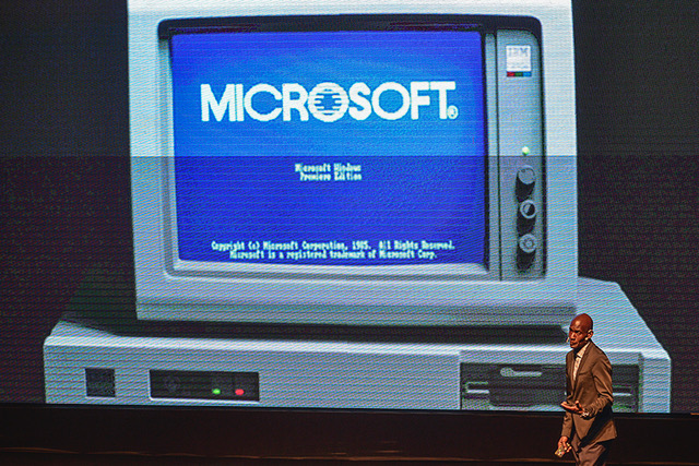 James delivering the keynote at the Innovation Conference of Tel Aviv University.