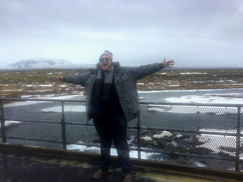 david iceland - meet updater