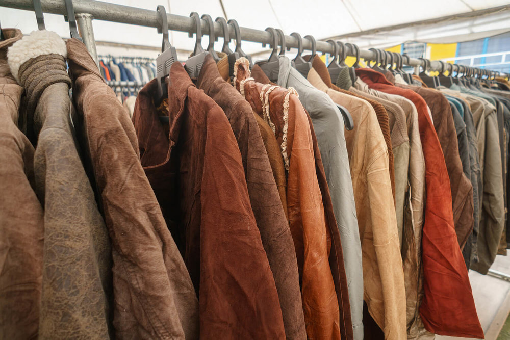 used coats - holiday charity ideas for moving companies