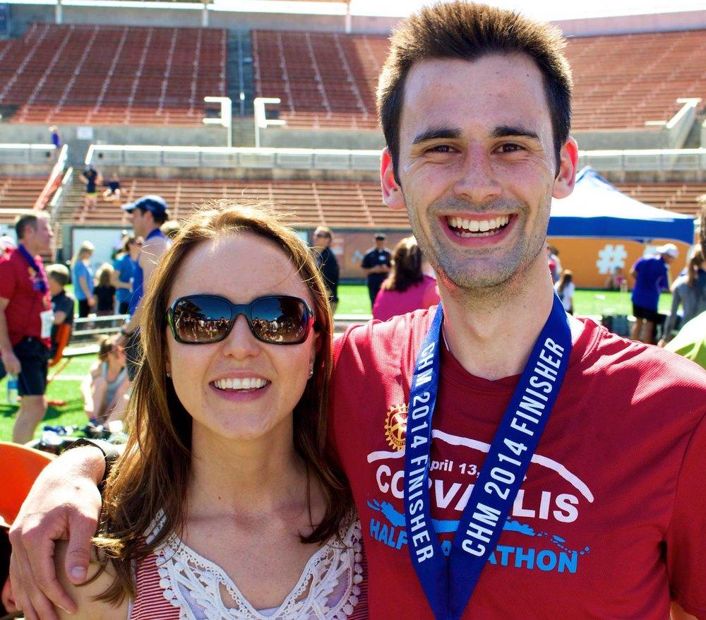 john half marathon - meet updater john zeller