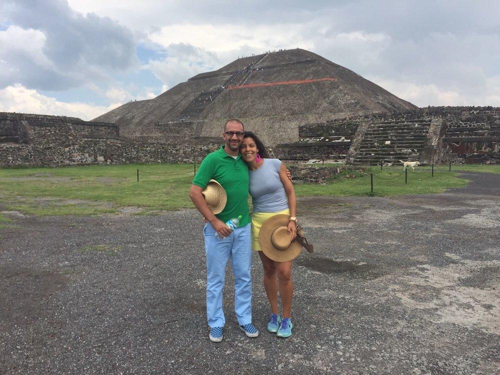 hesham near pyramids - meet updater hesham