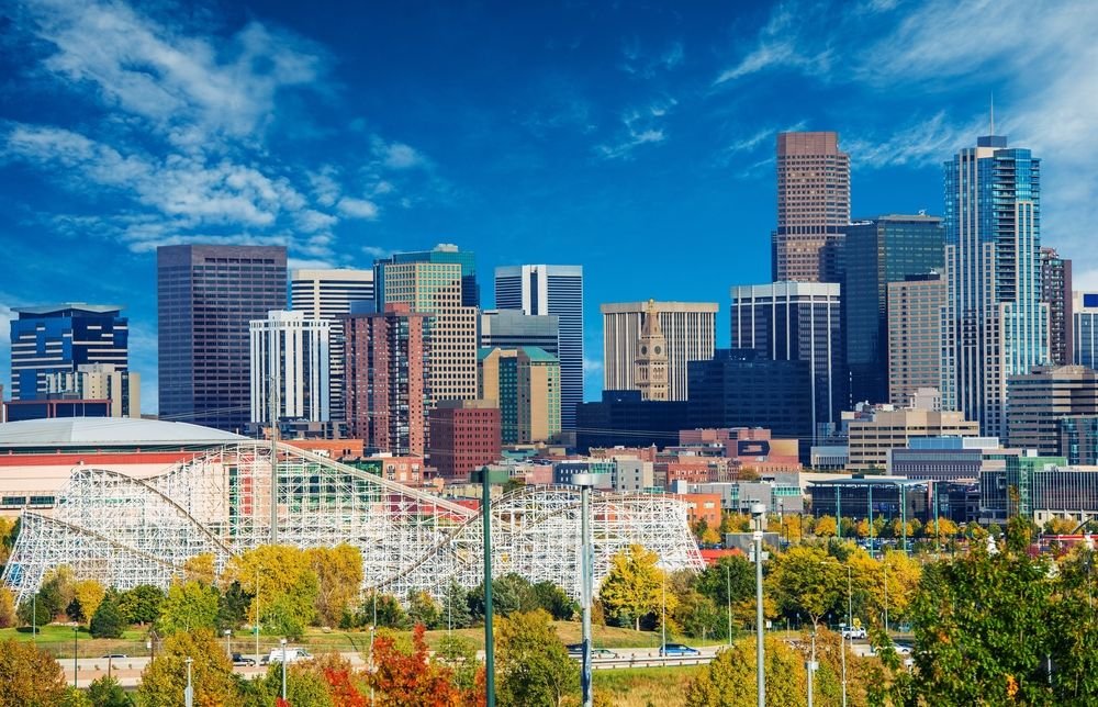 denver skyline - moving trends