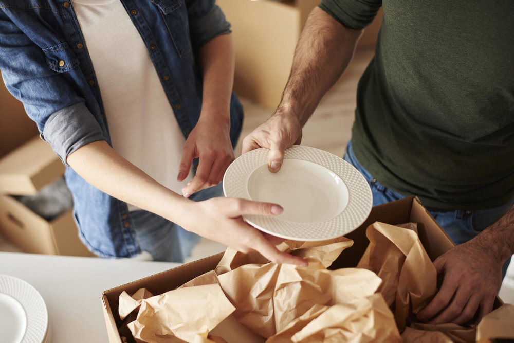 packing plate - multifamily moving tips