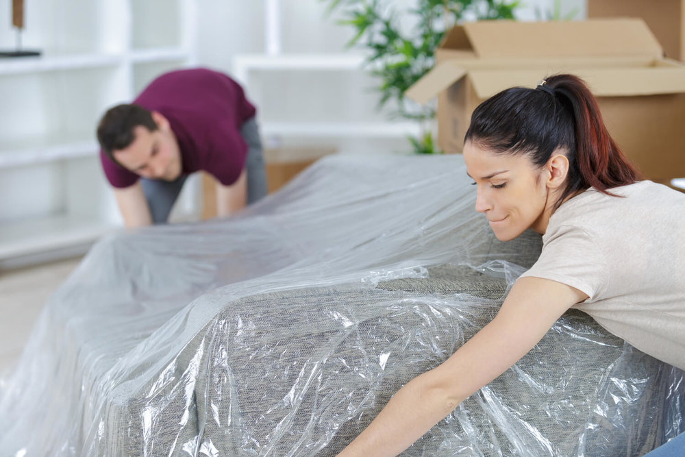 plastic wrap chair - common moving mistakes