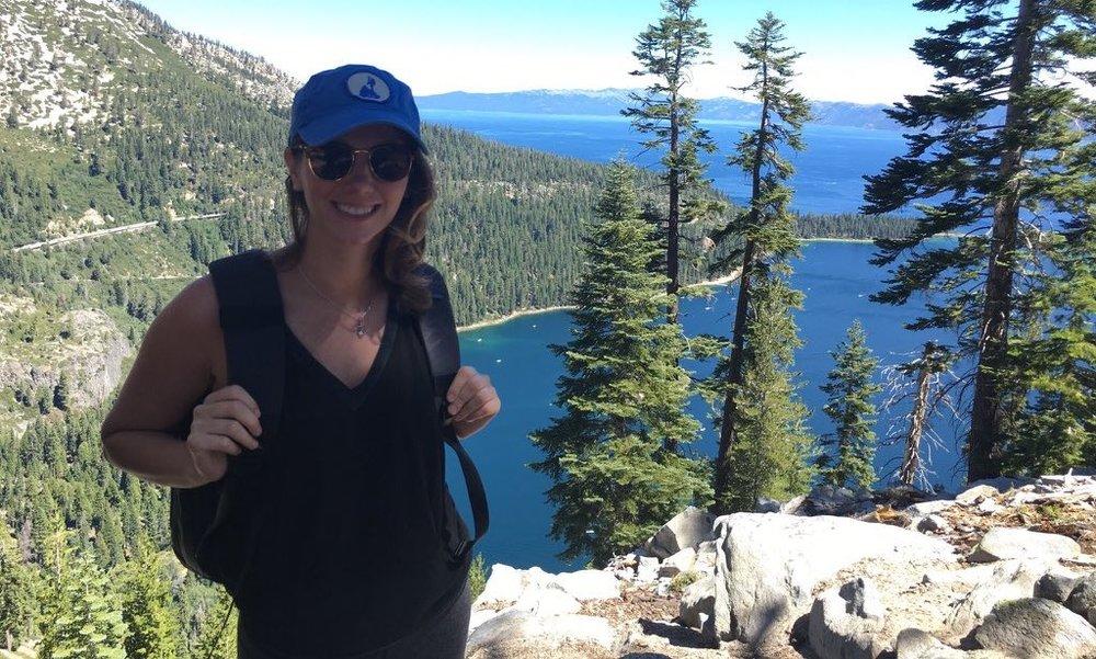 fallon hiking - meet updater fallon relay