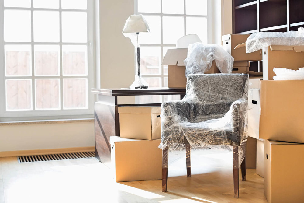 moving boxes - how to choose a moving company