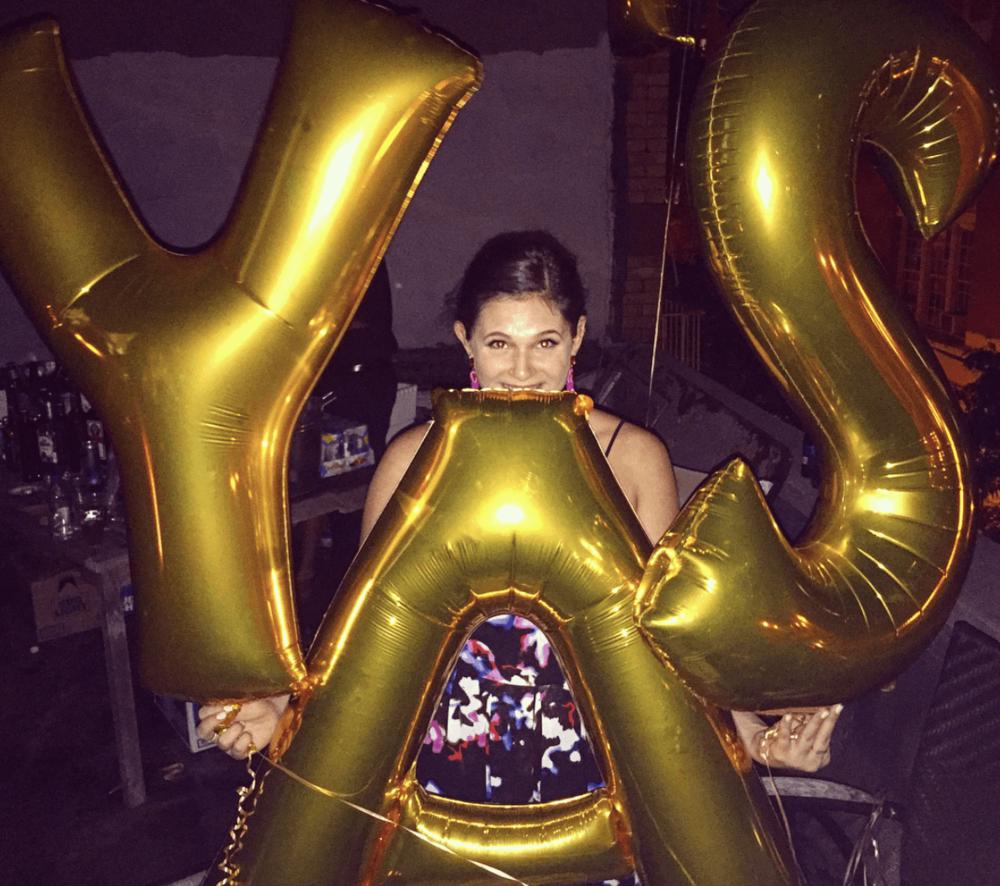 ricki balloons - meet updater ricki halpern