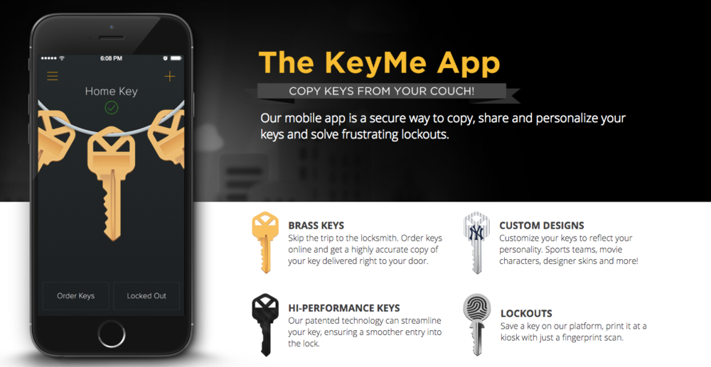 key.me - best apps for real estate agents