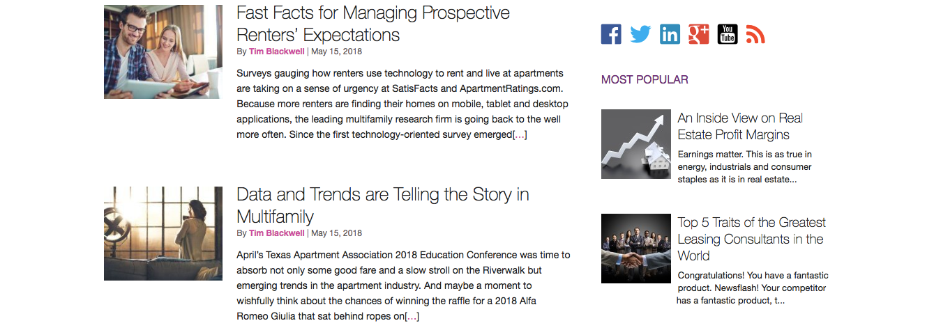 top 9 property management blogs you should be reading updater