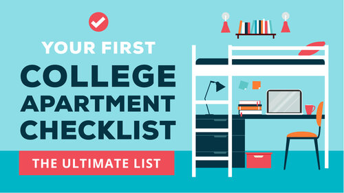 Your College Apartment Checklist
