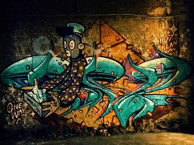 #graffiti #1107klan #1107 #streetart #art #street #wall #ljubljana #lubiana #slovenia #slovenija #europe #galaxynote #vsco