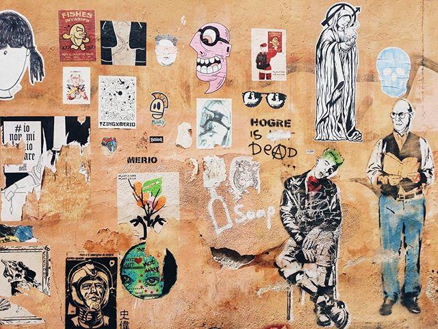 #street #streetart #art #rome #roma #italy