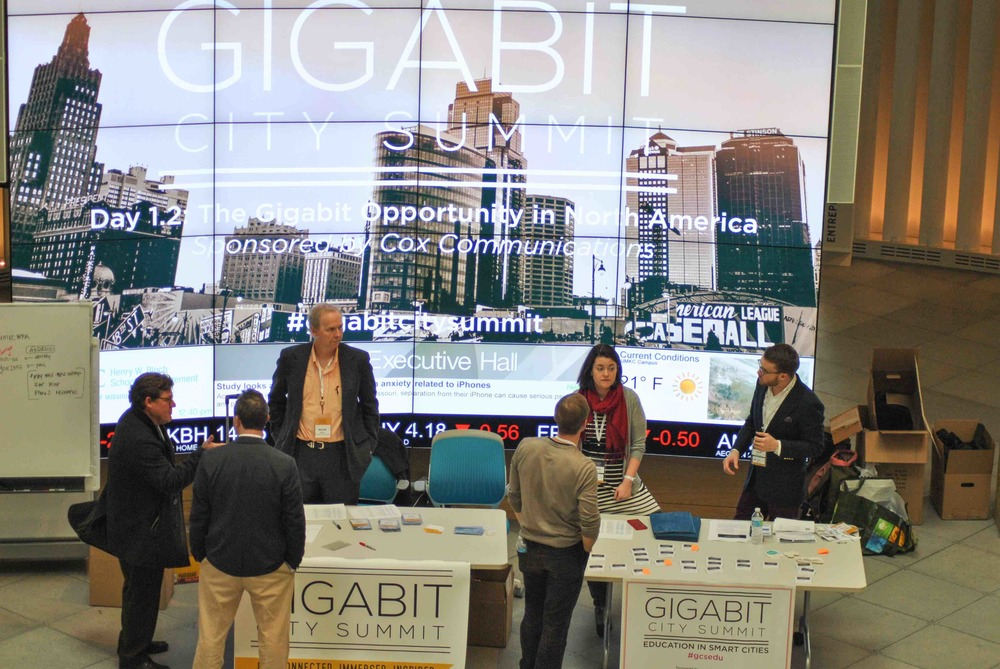 2015 Gigabit City Summit