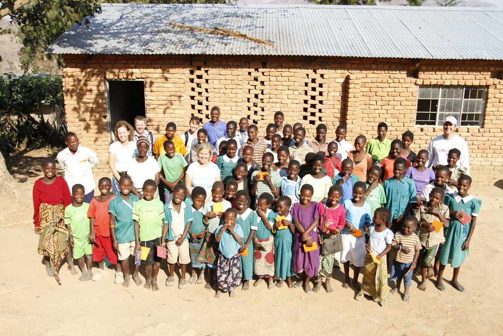 September 2014 Journey to Malawi with some Fabulous Friends to visit The Lizulu Orphan Care Project.