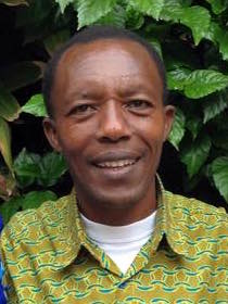 Pastor Mezack Nkundabantu. African Leadership's Country Director for Rwanda & Burundi.