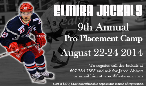 Jackals Invite Five From Pro Placement Camp