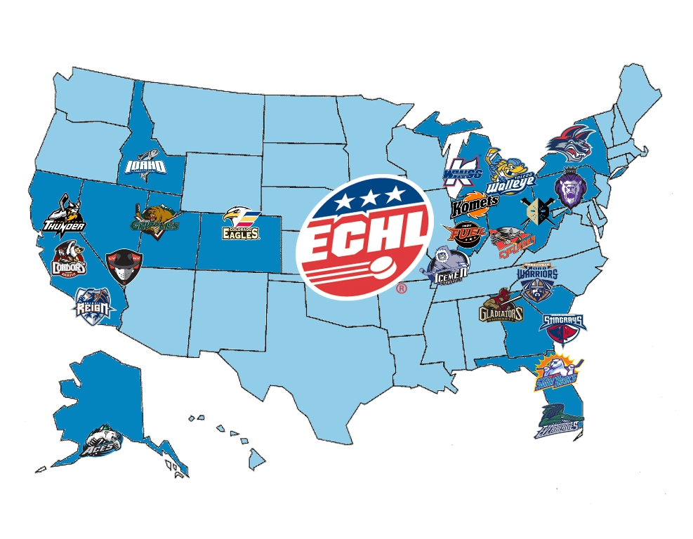 ECHL Accepts Seven New Members