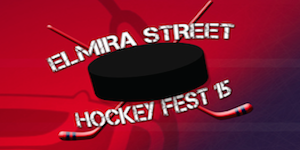 Jackals Host Second Annual Elmira Street HockeyFest