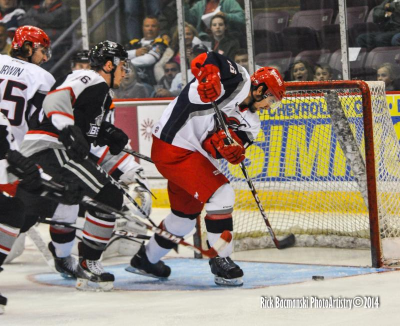 Tassone recorded 28 points (15 goals, 13 assists) in 29 games with the Jackals last season.