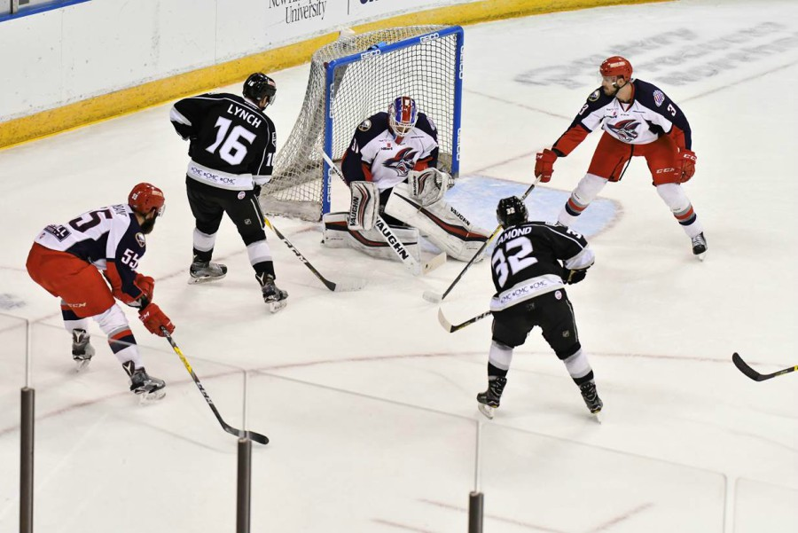 Jackals Edged Out in Series Finale By Monarchs