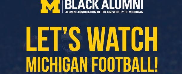 university of michigan football alumni