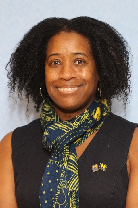 Alumni Engagement Director – Jamillah Shakoor CASL in 1994