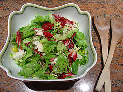 Flickr Photo Recipe: Faruk's healthy salad (17/18)