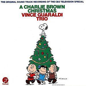 Cover from the soundtrack album for A Charlie ...