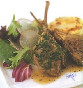 Roast Lamb Chops