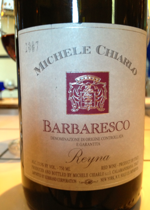 michele Chiarlo Barbaresco