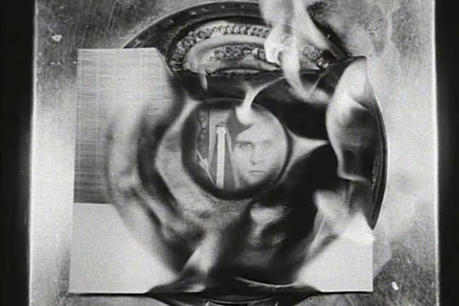 (nostalgia)  (1971) Hollis Frampton