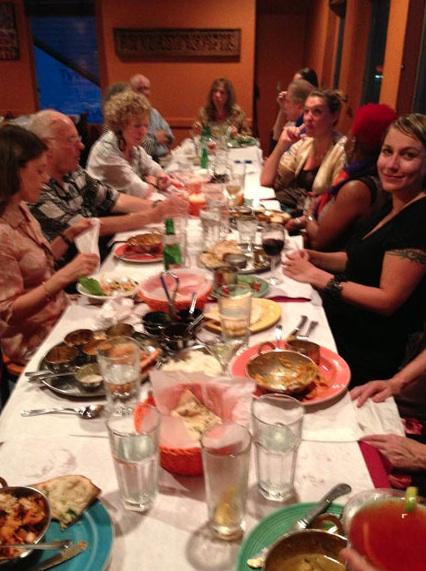 Brown Residency Welcome Dinner