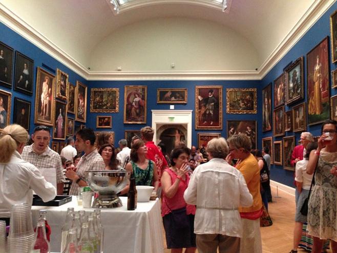 RISD Museum Opening, 2013