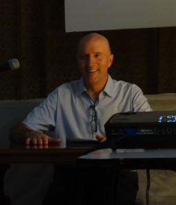 Dr. Hal Foster Lecturing in Venice